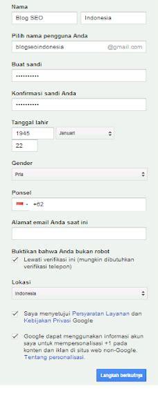 membuat gmail us cara membuat email dengan mudah gmail dan yahoo