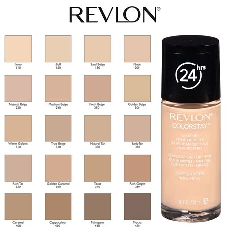 Revlon Colorstay Makeup revlon colorstay 24 hours makeup foundation 30ml choose