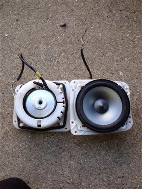 Alpine Door Speakers by Find 3000gt Stealth Front Alpine Speakers Front Radio Door