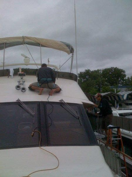 boat wax bcf mn boat waxing service protection maintain boats with