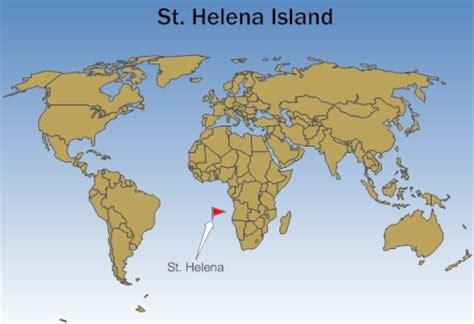 st helena on world map st helena island jamestown united kingdom europe