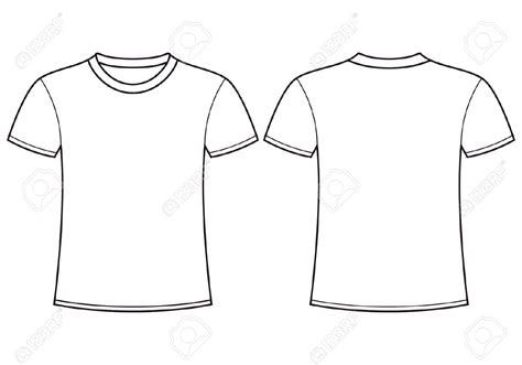 blank shirt template t shirt outline printable calendar templates