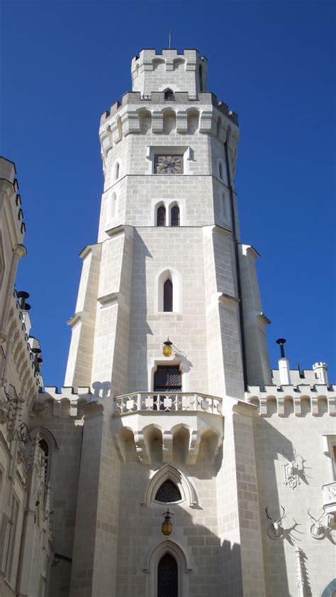 hluboka castle czech republic  interesting