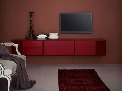 wall mounted tv cabinet the modular tv hi fi wall mounted cabinet