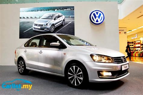 volkswagen sedan malaysia 2016 vw vento launched in malaysia from rm79 888 auto