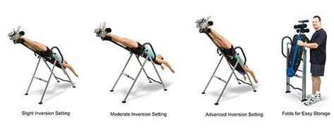 inversion table use how to use an inversion table beginner s guide topstretch
