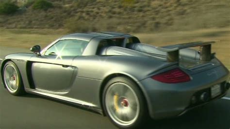 paul walker porsche fire paul walker crash why porsche carrera gt is not a car to