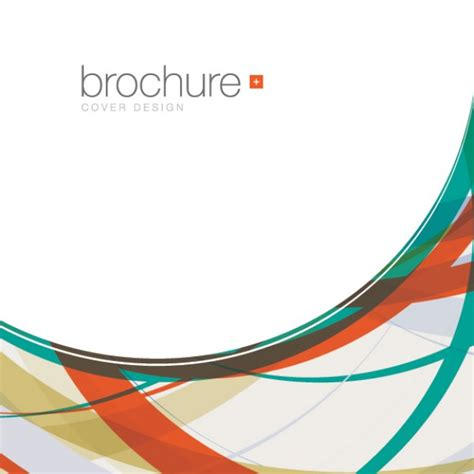 brochure background templates abstract brochure background vector free