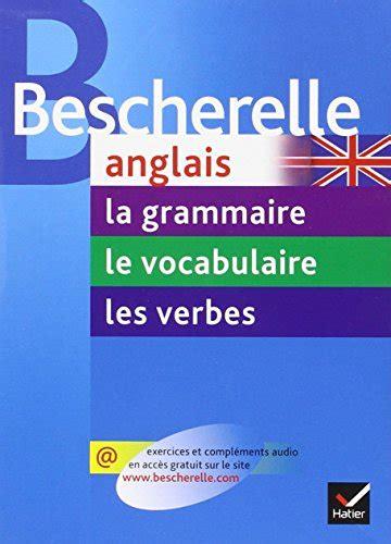 libro bescherelle le coffret bescherelle livres droit gratuit telechargement bescherelle anglais le coffret la grammaire les verbes