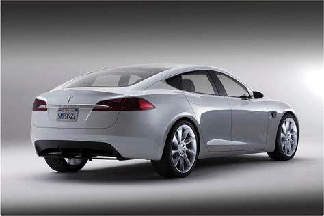 Electric Car Tesla Electriccar Maker Tesla Builds Charging Station In