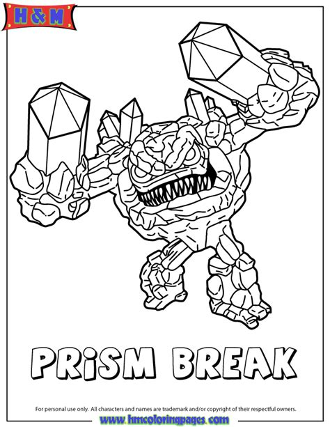 winter break coloring page prism printable coloring pages