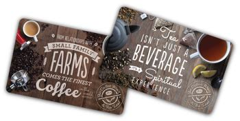 Coffee Bean Gift Cards - the coffee bean tea leaf malaysia