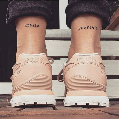 how to a to walk next to you walk away 40 stylish small tattoos you ll want to flaunt every day popsugar fashion uk