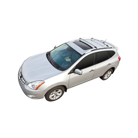 nissan rogue factory roof rails rogue w factory roof rails rbxl series