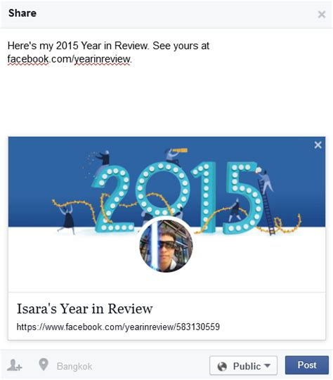 fb year in review มาด เร องราวท ผ านในป 2015 ผ าน year in review 2015 จาก
