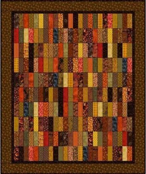Quilt Patterns Using Strips by Strips Quilt Pattern