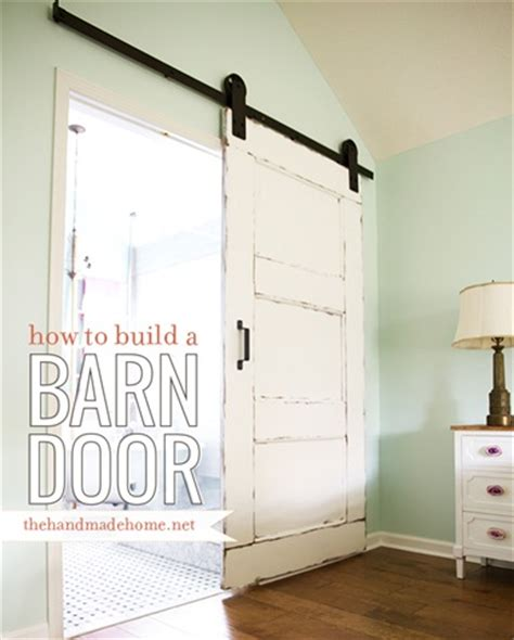 Barn Door Inspiration Harbour Breeze Home Make A Barn Door