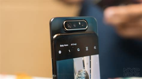 Samsung Galaxy A80 128gb Test by Samsung Galaxy A80 Price Specs Features Noypigeeks Philippines Technology News And Reviews