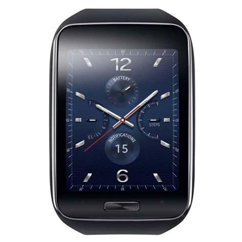 samsung gear s smart announced gadgetsin