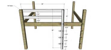 Bunk Bed Ladder Plans How To Make A Bunk Bed Ladder The Best Bedroom Inspiration