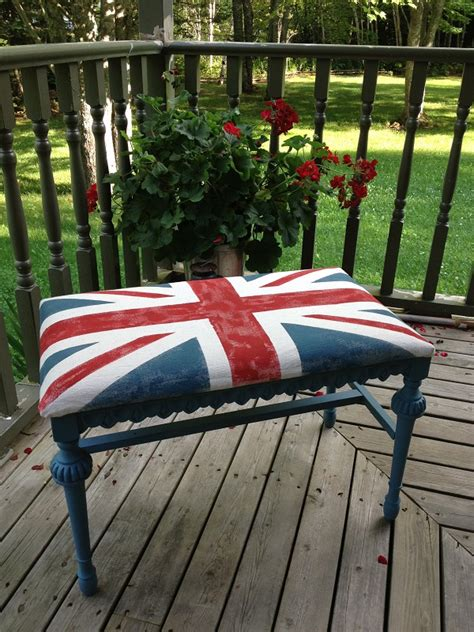 jack bench diy union jack projects for home