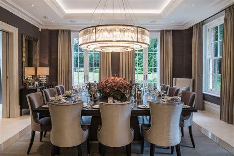 Classic Modern Dining Room by Modern Classic Design Dk Decor