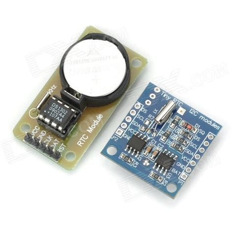 Paling Murah Ds1302 Module Blue Board Ds 1302 Rtc Real Time Clock buy ds1302 real time clock module arduino uno mega development board diy starter kit stime