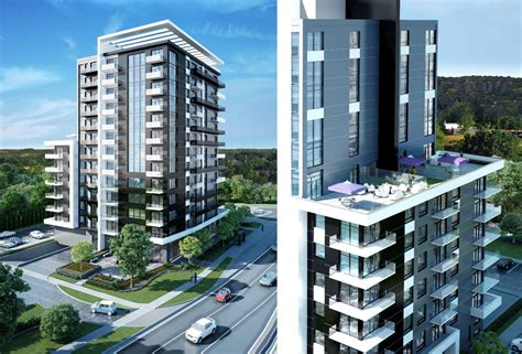 High Rise Are On The Rise by High Rise Residential Civil And Structural Engineering