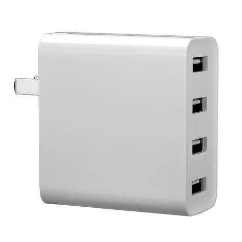 Charger Xiaomi 4 Port Usb 2a Ere Fast Charging xiaomi charger usb 4 port 2a white jakartanotebook