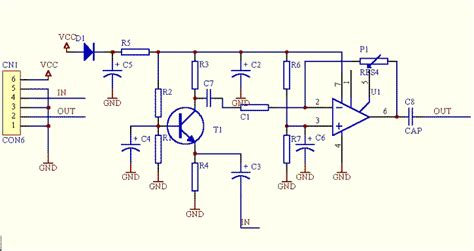 transistor lifier reference low impedance microphone lifier project alarms security related schematics and tutorials