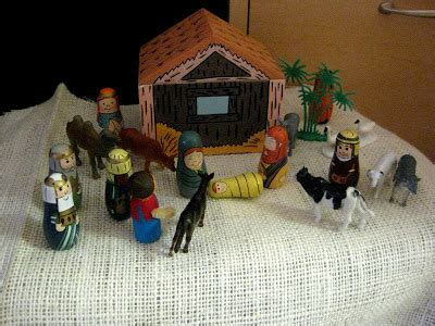 christmas village devotion this project centered and books update
