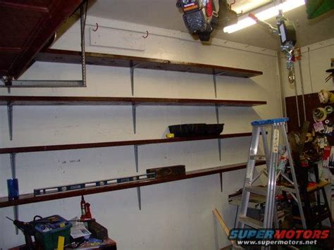 Garage Space Savers by Of Garage Space Savers Ford Bronco Forum