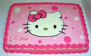 Hello kitty cakes ideas and design forthe cute cakes