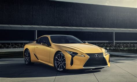2019 Lexus Lc by 2019 Lexus Lc 500 Inspiration Series Debuts In Chicago