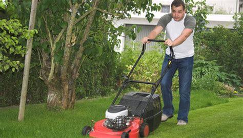 lawn mowers  steep terrain garden guides
