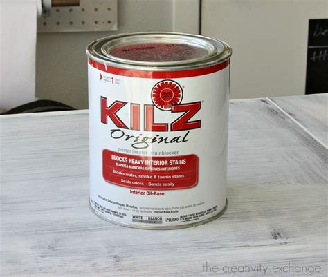Kilz Stain Blocking Ceiling Paint by Tips For Painting Furniture With Enamel