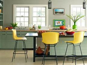 kitchen decorating ideas colors 25 colorful kitchens hgtv