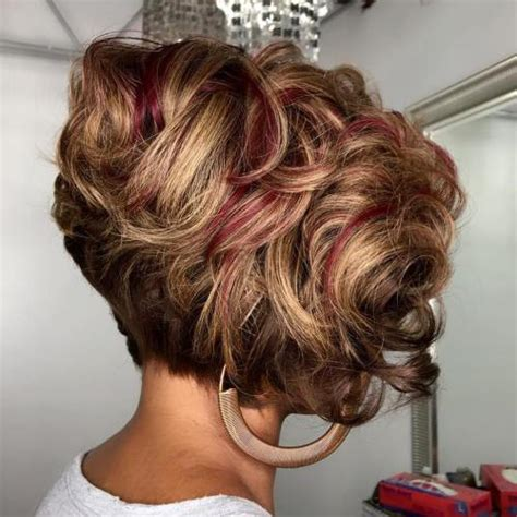 Hairstyles With Weave Sewed In by 20 Stunning Ways To Rock A Sew In Bob