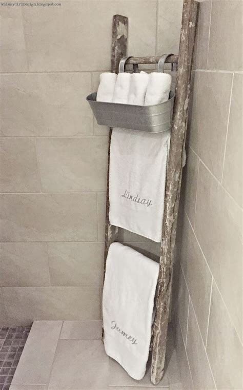 decorative ladder for bathroom 25 best ideas about rustic ladder on pinterest ladders