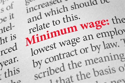 wage meaning study sees positive impact of raising new york s minimum