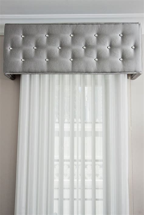 how to make a window box valance 25 best ideas about upholstery tacks on
