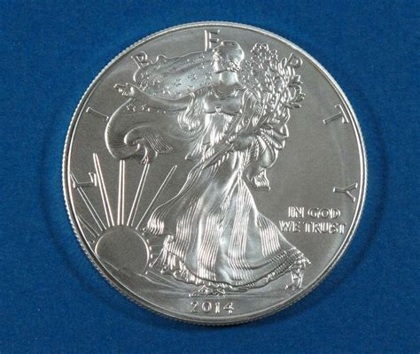1 oz liberty eagle silver 999 2014 american silver eagle walking liberty coin 1oz 999