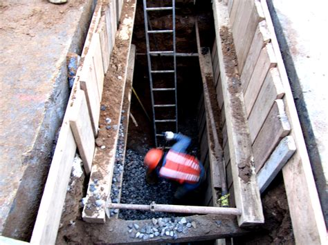 Safety Plumbing Ny construction site safety for nyc sewer and water work