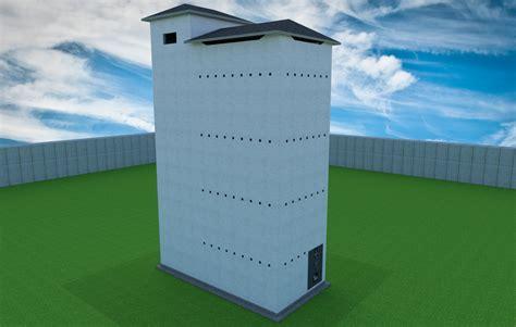 Suara Walet Premium Panggil 8 desain rumah burung walet 4x8 4 lantai premium dian walet