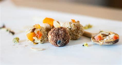 protein oatmeal balls protein oatmeal balls with mango yuve