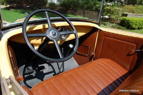 model a ford upholstery 1930 ford model a interior pictures cargurus