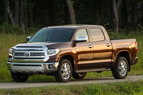 High End Toyota Western Themed High End 1794 Edition Makes Tundra The