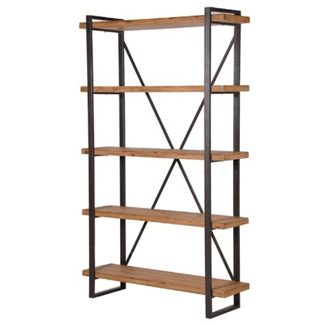 Highbury Industrial Narrow Shelving Unit