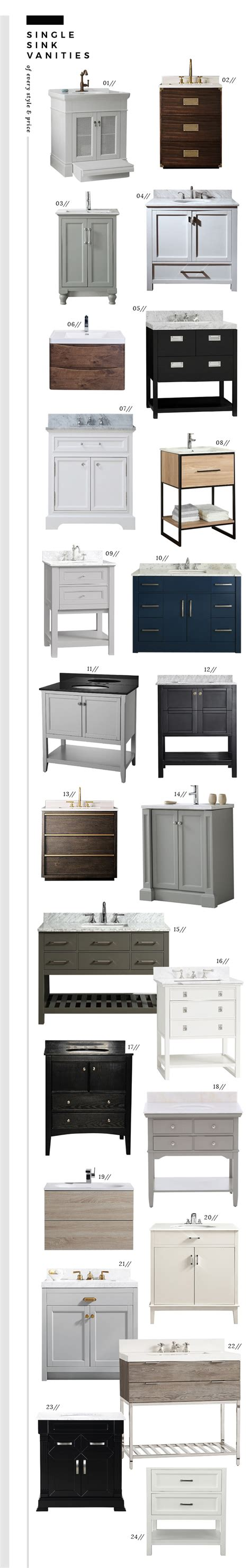 ready made vanity cabinets ready made bathroom cabinets 17 best ideas about sink