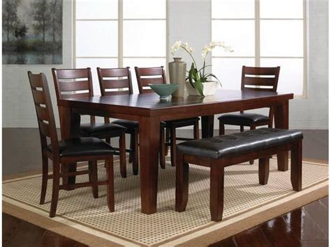 Dining Room Table With Bench The Best Modern Table And Dining Room Bench